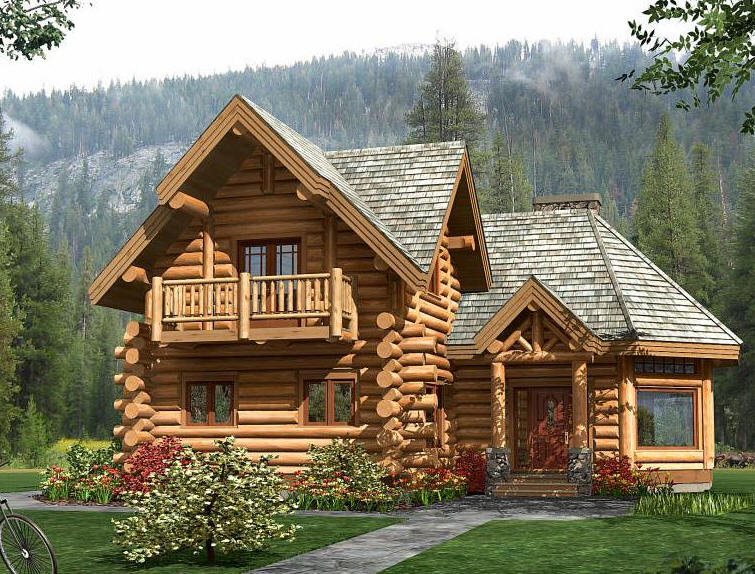 Cold Spring Construction Log Homes